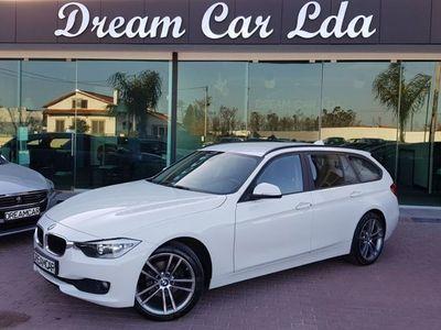 usado BMW 318 D Touring EfficientDynamics