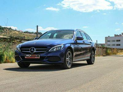 usado Mercedes C200 d Avantgarde+
