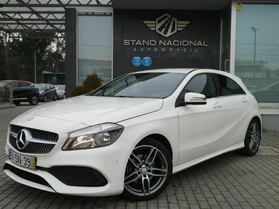 usado Mercedes A180 D AMG Auto,