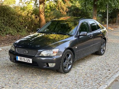 usado Lexus IS200 ---