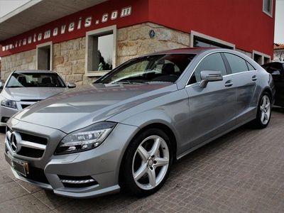 usado Mercedes CLS350 CDI, PACK AMG, NACIONAL, C/ GPS C/ REVISÕES NA MARCA