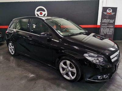 usado Mercedes B200 Avantgarde