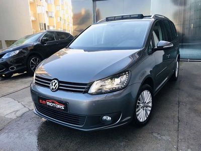 usado VW Touran 1.6 TDI HIGHLINE BLUEMOTION TECNOLOGY
