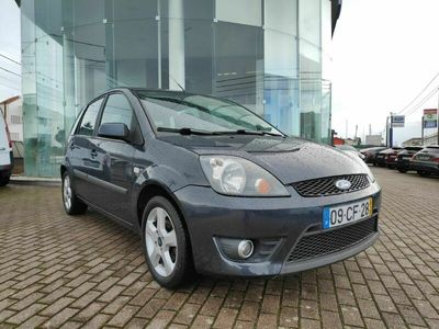 usado Ford Fiesta 1.4TDCI Connection