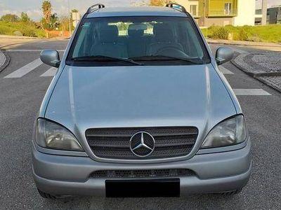 usado Mercedes ML270 CDI Nac manual AC