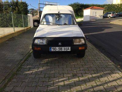 usado Citroën C15 1.8d