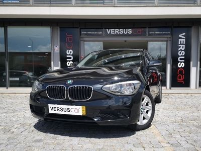 usado BMW 118 D Efficient Dynamics