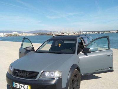 usado Audi A6 Allroad Alrroad