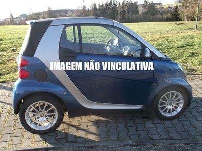 usado Smart ForTwo Cabrio 1.0 Passion Cx Autom