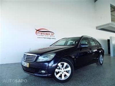 usado Mercedes C220 ClasseCDI CLASSIC BlueEfficiency + NAVI (5P) (170CV)