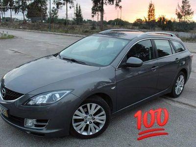 usado Mazda 6 2.0 mzr-cd
