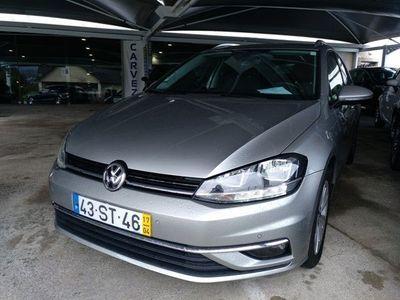 usado VW Golf Variant 1.6 TDi 110cv Confortline GPS