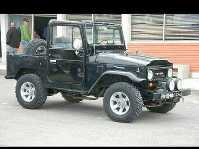 usado Toyota Land Cruiser bj40 -