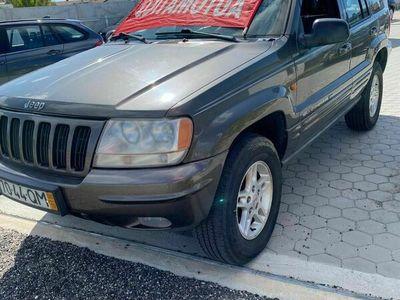 usado Jeep Grand Cherokee ---