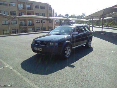 usado Audi A6 Allroad Nacional 180cv - 01