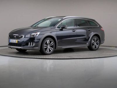 usado Peugeot 508 RXH 2.0 BlueHDi EAT6