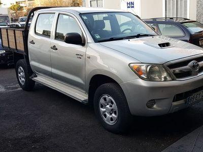 used Toyota HiLux 2.5 D-4D 4WD Nacional