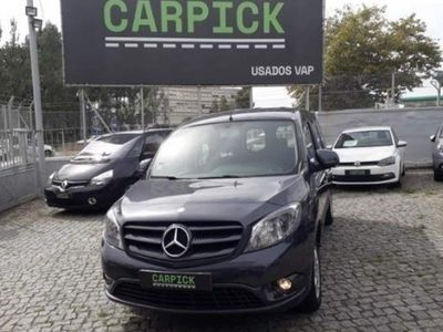 usado Mercedes Citan 111 CDi/31 Longo 7L