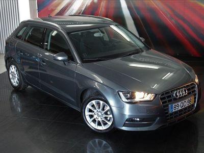 used Audi A3 Sportback 2.0 TDI Attraction GPS