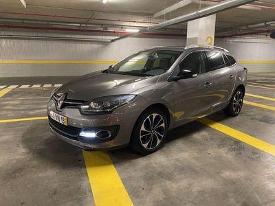 usado Renault Mégane Sport Tourer 1.5 dCi Bose Edition