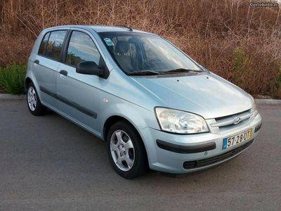 gebraucht Hyundai Getz 1.2 d,asst 2003