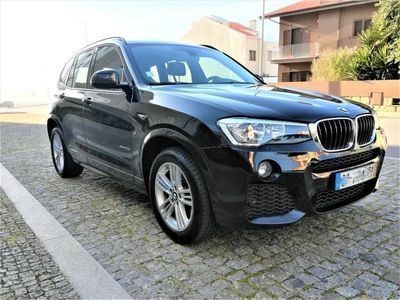 usado BMW X3 20 d xDrive Pack M