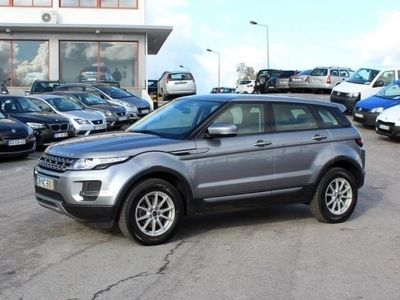 usado Land Rover Range Rover evoque ED4 2.2D