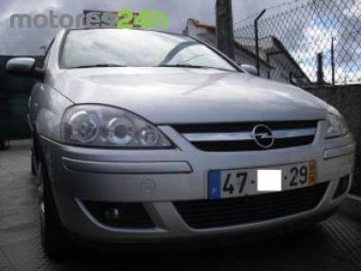 usado Opel Corsa TWINTOP