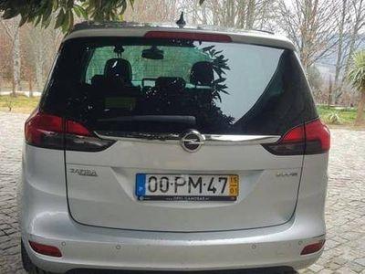 gebraucht Opel Zafira GPS 136 cv 7 Lugares
