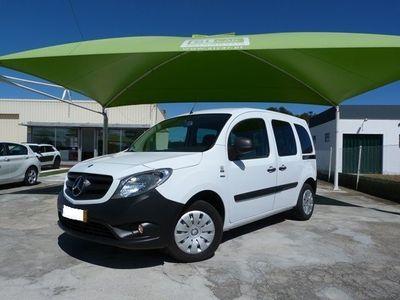 usado Mercedes Citan 108 cdi 5Lugares