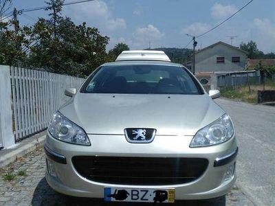 usado Peugeot 407 1.6hdi