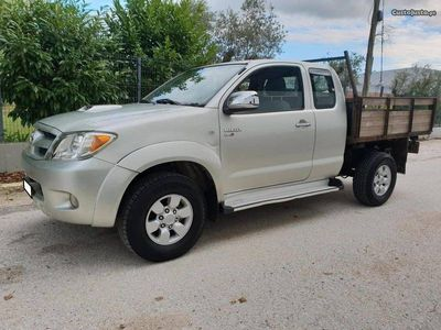 brugt Toyota HiLux 4x4 Xcab