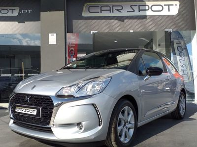 usado DS Automobiles DS3 1.6 BLUEHDI so chic