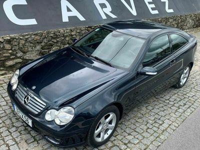 usado Mercedes C220 CDI SPORTCOUPE 150Cv
