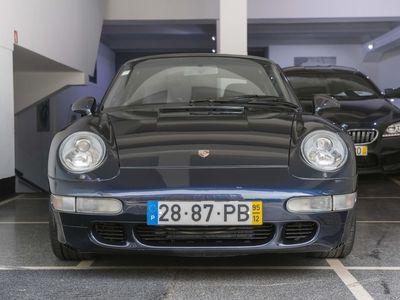 usado Porsche 911 Carrera 4S 993