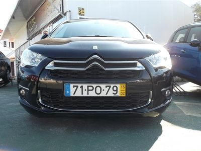 usado Citroën DS4 1.6 e-HDi So Chic CVP6 (115cv) (5p)