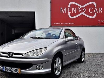 usado Peugeot 206 CC ---