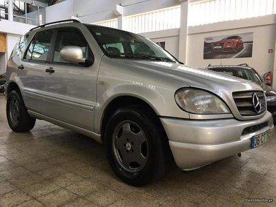 usado Mercedes ML270 CDI Elegance