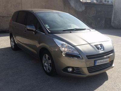 usado Peugeot 5008 Automática