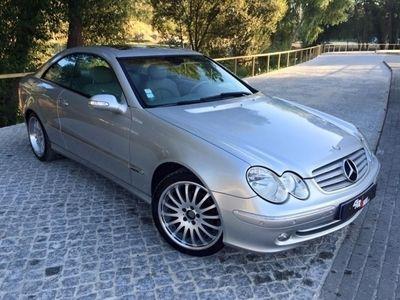 usado Mercedes CLK270 CDi Elegance
