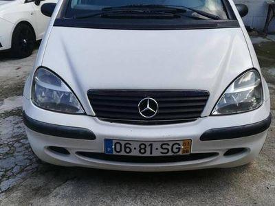 usado Mercedes A170 Classe A