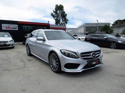 usado Mercedes C220 CDI Station AMG Auto