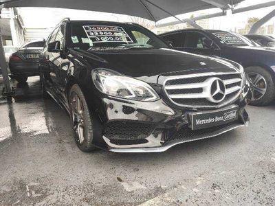 usado Mercedes E300 - UsadoBlueTEC Hybrid Avan.