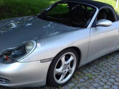 usado Porsche Boxster 2700