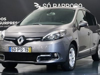 usado Renault Grand Scénic II II 1.6 DCI Dynamique