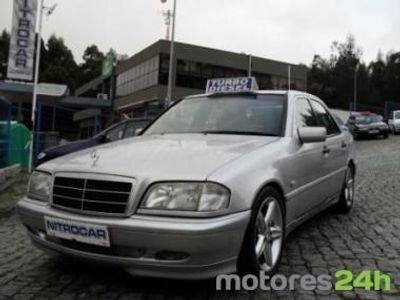 usado Mercedes C200 CDI JE 17 + EXTRAS - NITROCAR