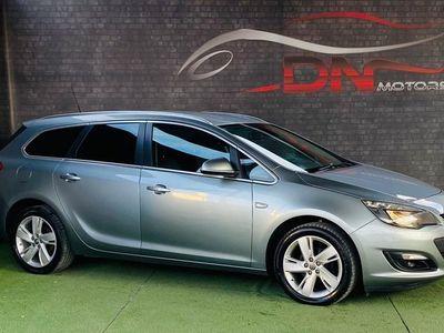 usado Opel Astra ---