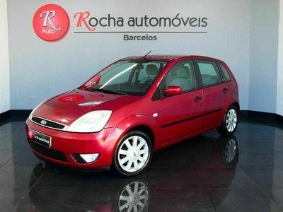 usado Ford Fiesta 1.25 Ghia (75cv) (5p)