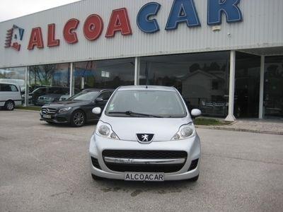 usado Peugeot 107 1.0 Black&Silver E5 (68cv) (5p)