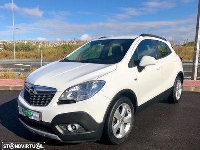 usado Opel Mokka 1.7 CDTi Cosmo S/S (130cv) (5p)